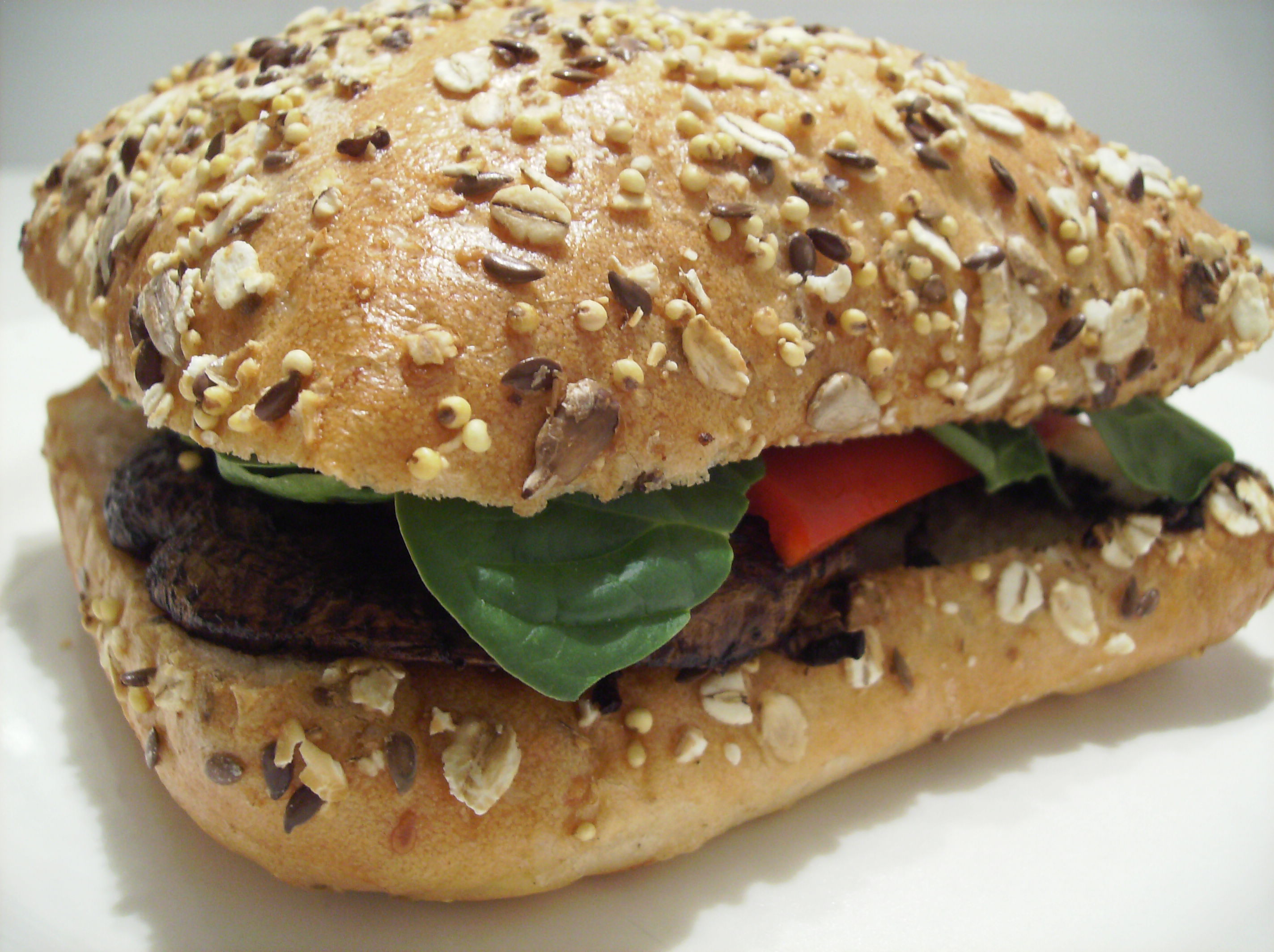 ... Archive 5/6 Portobello Steak Sandwiches » Exploits of a Vegan Wannabe