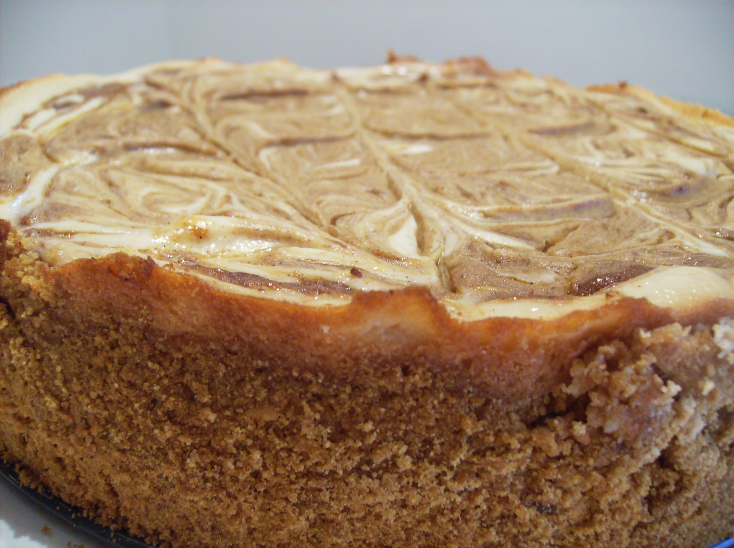 Pumpkin Praline Cheesecake 004