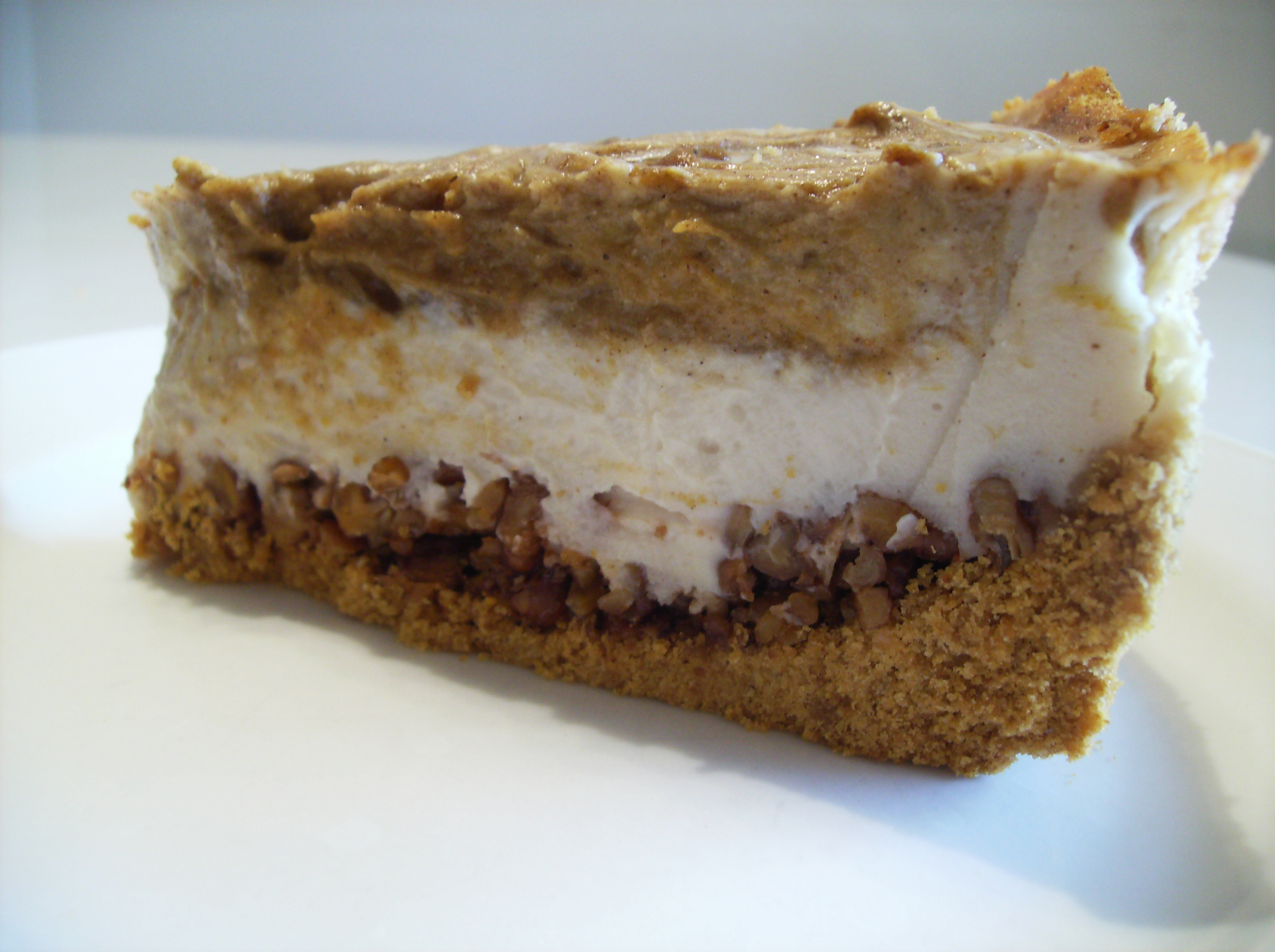 Pumpkin Praline Cheesecake 017