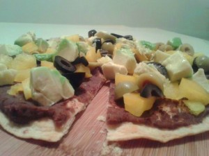 Mexican pizza3